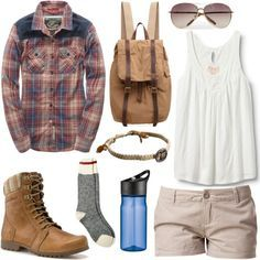 what to wear camping for women - Google Search