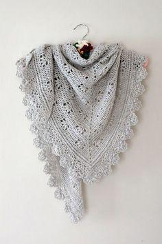 Ravelry: Victoria Shawl pattern by Sandra Paul