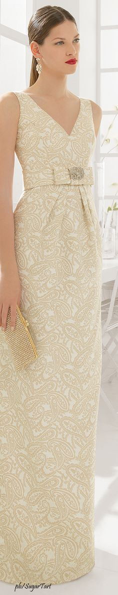 maxi dress women fashion outfit clothing style apparel @roressclothes closet ideas .