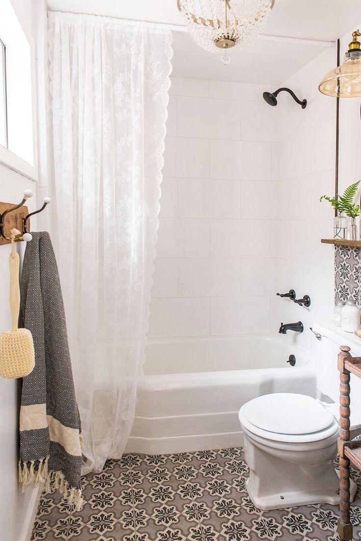 Downstairs Bathroom Cottage House Flip Reveal Bathroom