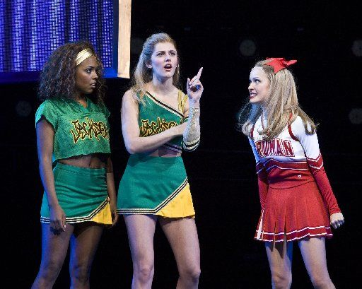 Billevesées: Previewing 'Bring It On: The Musical'