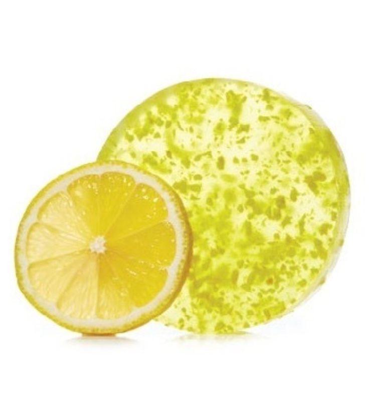 Lemon Facial Soap