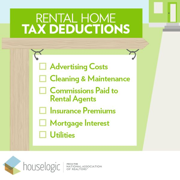 Own a rental property? Know your benefits when #tax season rolls around.