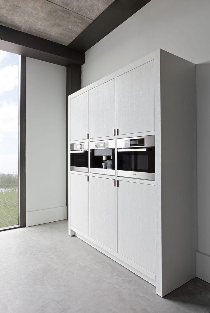Kitchens - Piet Boon by WARENDORF - STOCKHOLM - In white