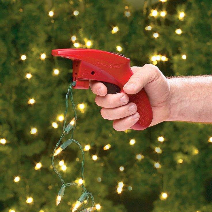 Fix A String Of Christmas Lights