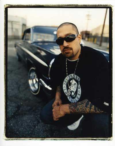 B-real of Cypress Hill AKA My Baby Daddy