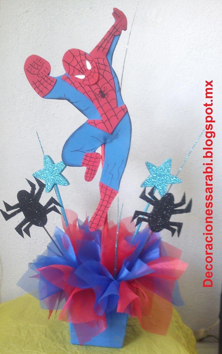 Centro De Mesa - The Ultimate Spiderman