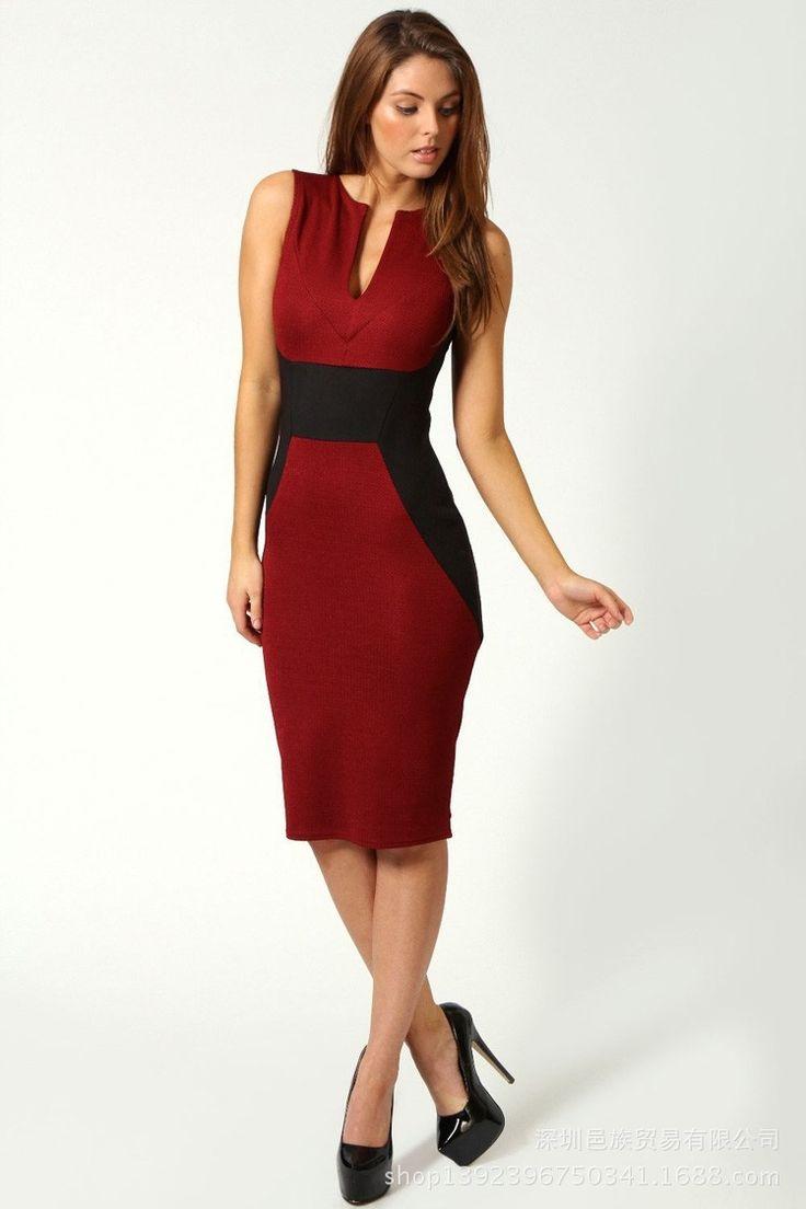Dear Red Work Dresses