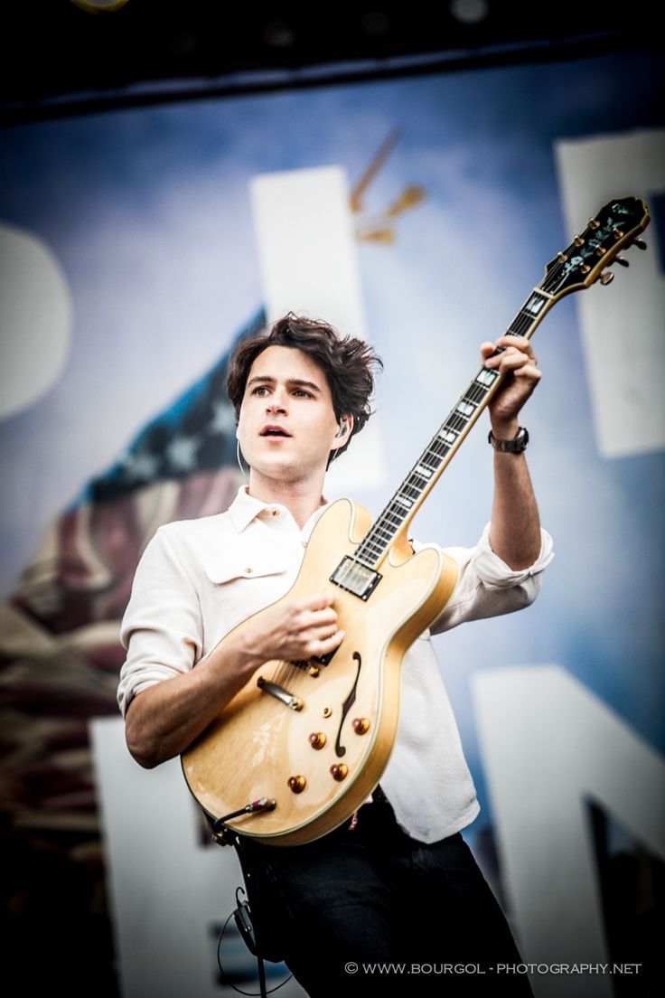 Ezra Koenig of Vampire Weekend // Another one, just because.