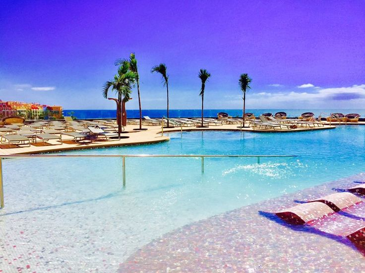 Hard Rock Hotel Tenerife, Playa Pariaso, Tenerife South, #Canary Islands