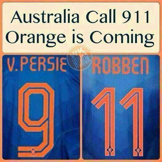 Australia Call 911 Orange is Coming ! :)