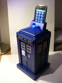 Doctor Who TADRDIS Smart Safe