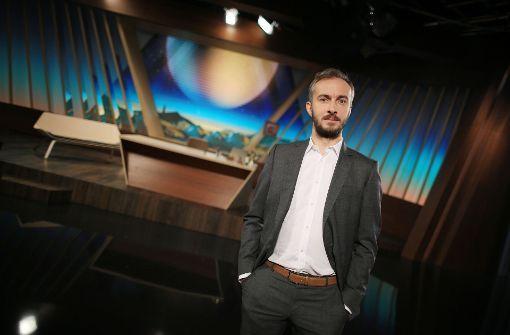 """In seiner Sendung """"Neo Magazin Royale"""" am Donnerstagabend hat TV-Moderator Jan Böhmermann nachlegt und die Vorzüge von Deutschland vorgestellt. Denn nicht die Niederlande sind nach den USA das """"zweitbeste Land"""", sondern Deutschland! Foto: dpa"""