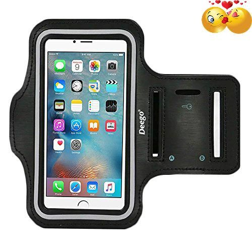 #checkitout Design: The Sport Armband Case for #iPhone 6 Plus is well designed. Features adjustable strap for easy adjustment and comfort made of stretchable, sw...