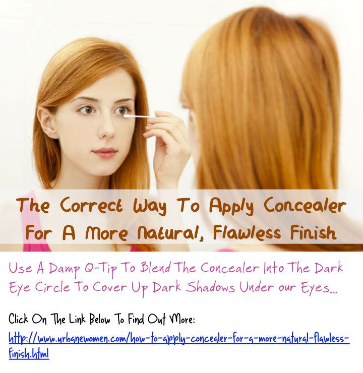 25+ best ideas about How to apply concealer on Pinterest ...