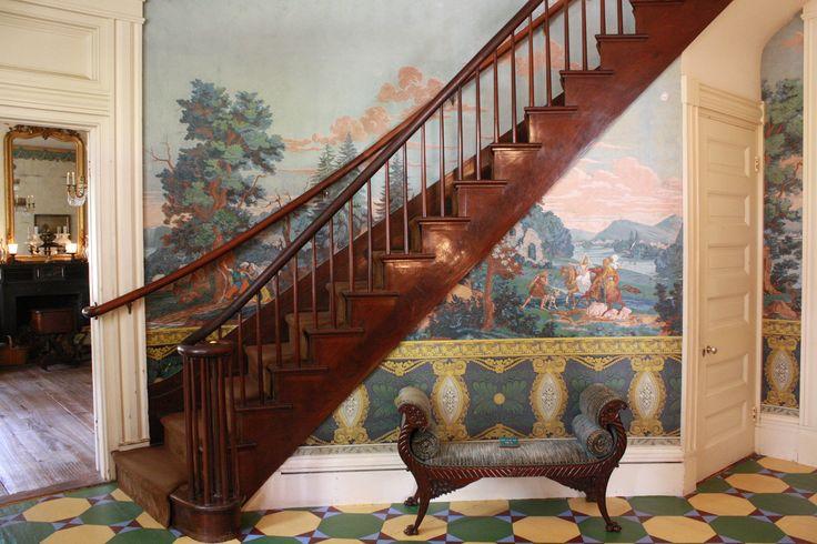Rosedown Plantation Historic Interiors Pinterest