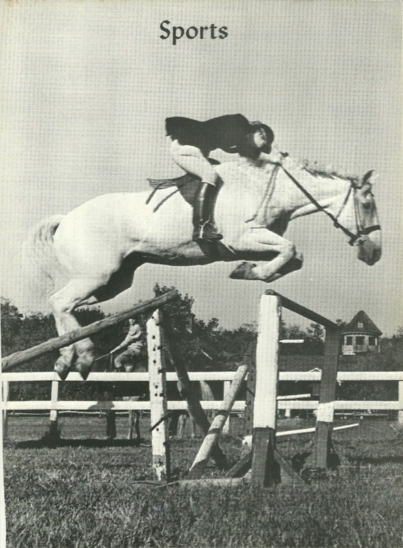 """Snowman. Read """"The Eighty-Dollar Champion"""" by Elizabeth Letts. Not only did she sign the book for me, but so did Harry de Leyer! Amazing to meet the man who lived this amazing horse story!"""