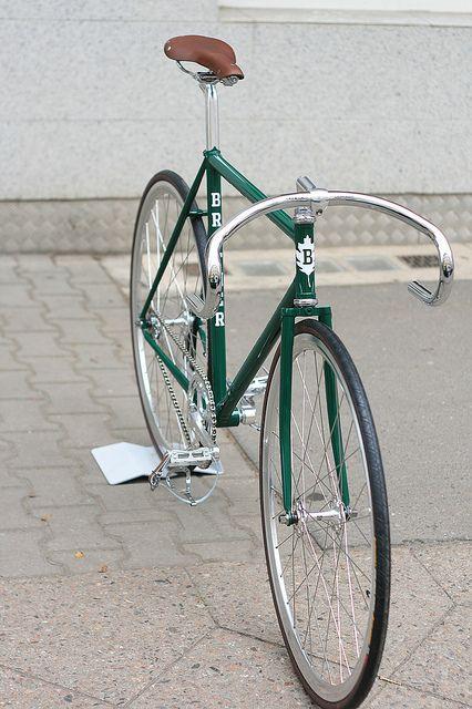 Brother British Racing Green