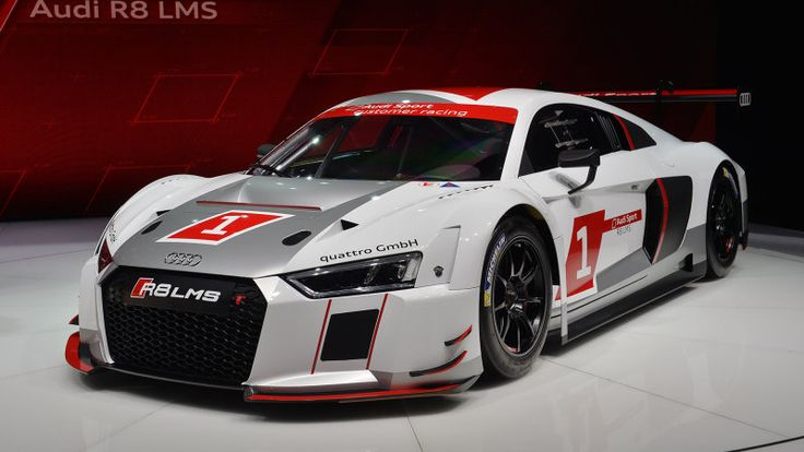 Audi races ahead with new R8 LMS [w/video]