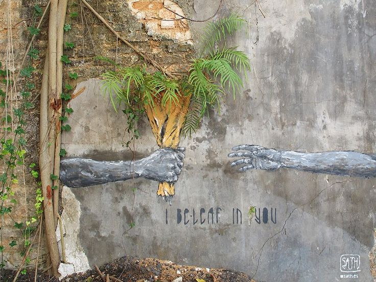 in Art  amp  Art Penang  Urban   Art  Malaysia  Alternative be leaf  streetart Street you by shoe in and     Art Street Sath Malaysia jd Art I   free Street