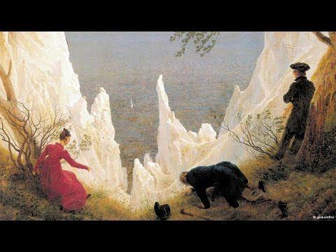 Каспар Давид Фридрих. Немецкий романтизм. Лекция по истории искусства