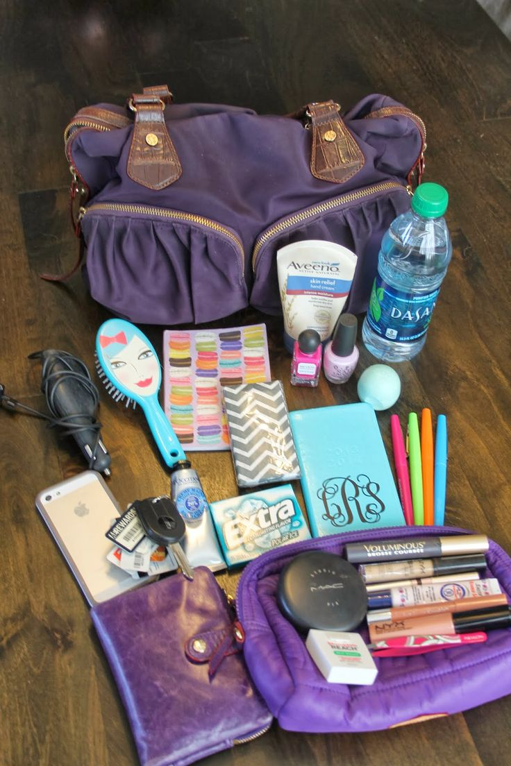 Our Styled Suburban Life: What's In My Purse