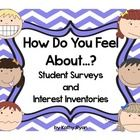 Interest Inventories, Learning Style Surveys, and Attitude Questionnaires