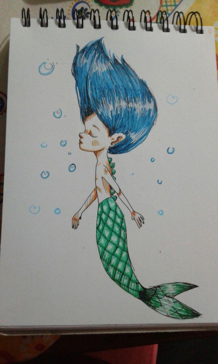 Niña Sirena