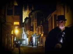 Christmas Spirits of Canterbury! Ghost Walk & Ghost Hunt