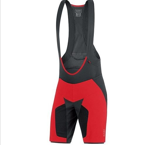 Gore Bike Wear :ALP-X PRO 2in1 Shorts+ Tight Fit These innovative shorts with extremely light upper material combine the function of a race-oriented bibshorts with the appearance of a MTB short. The slim, aerodynamic cut prevents from snagging the saddle. Splash guard for trails.  Price $199.99