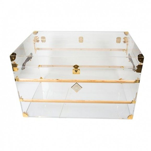 Royal Trunk Plexiglass Trunk