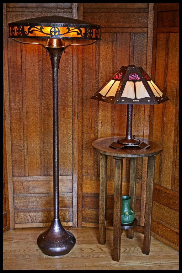 111 Best Craftsman Style Lighting Images On Pinterest