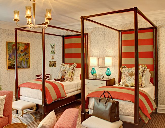 148 Best Images About Twin Beds On Pinterest