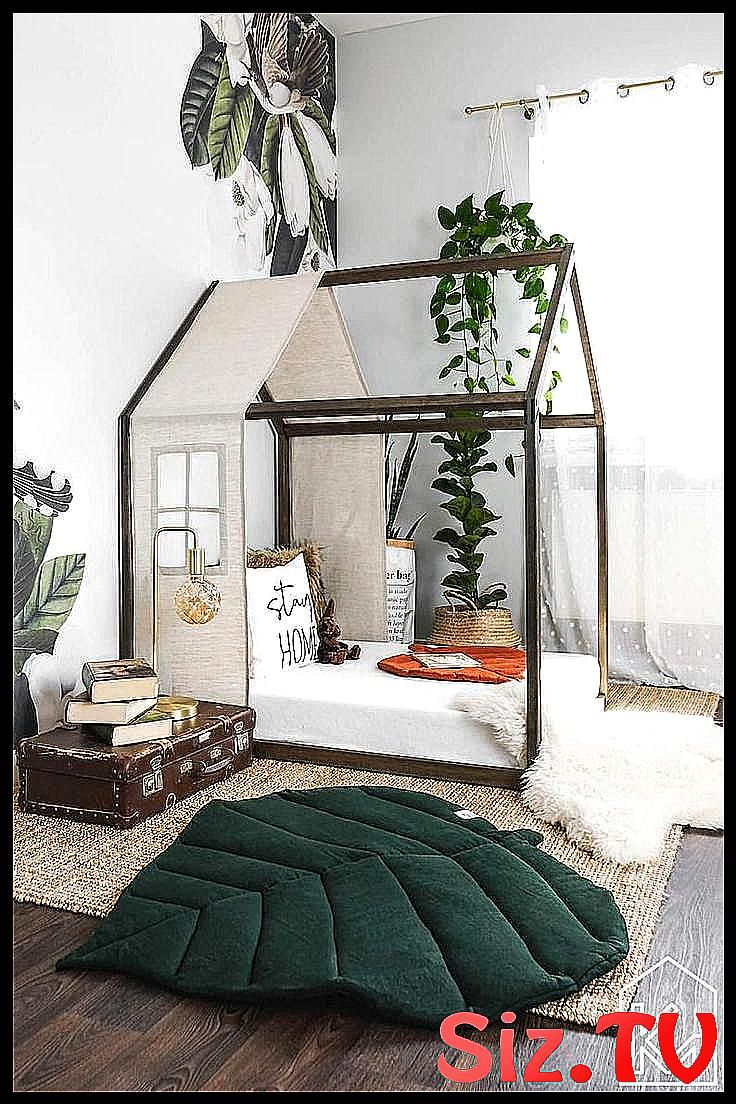 Green Water Inspiration Green Decor Kid Room Modern Kids Beds House Frame Bed Kid Room Decor