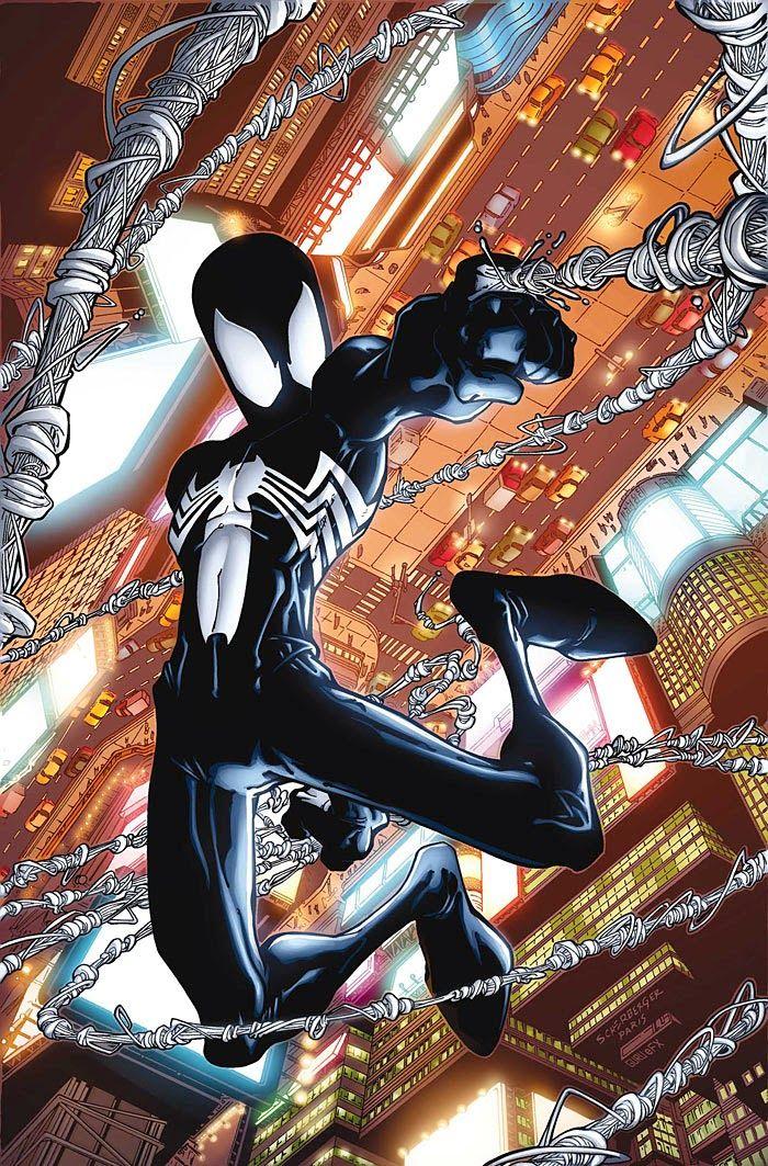 Black Spiderman Comic 10 Best images ...