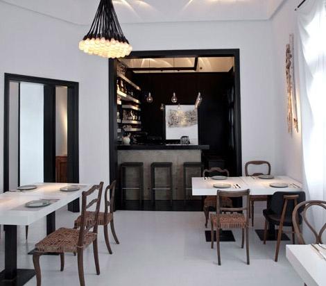 201 best images about restaurant design on pinterest for Italian cafe interior design ideas