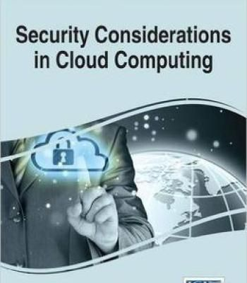 Handbook Of Research On Security Considerations In Cloud Computing PDF