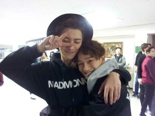 With Chen:3
