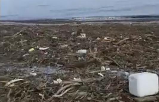 Πιερία: Το απόλυτο χάος στις παραλίες της Πιερίας μετά την...