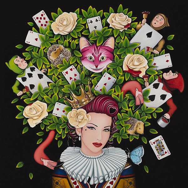 The Queen of Hearts | Limited Edition of 45 & 5 Artist Proofs