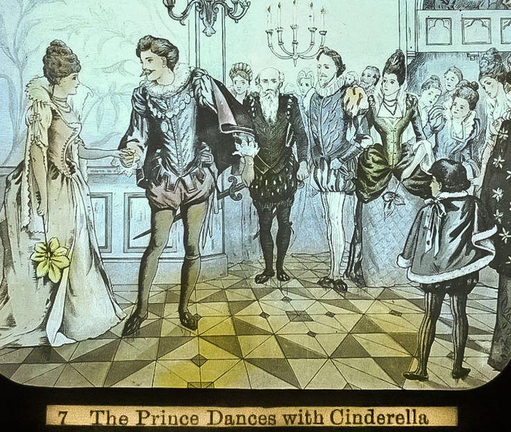 San Valentino al Museo del PRECINEMA con il gioco delle coppie: ecco la prima coppia del museo; Cenerentola e il suo principe!