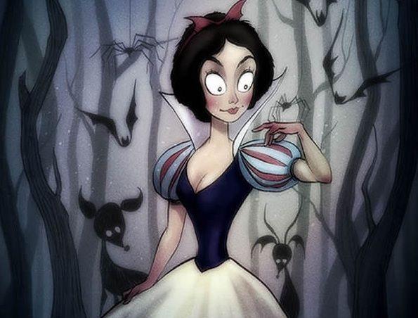 Disney a'la Tim Burton