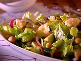 Picture of Garbanzo Bean and Zucchini Salad Recipe