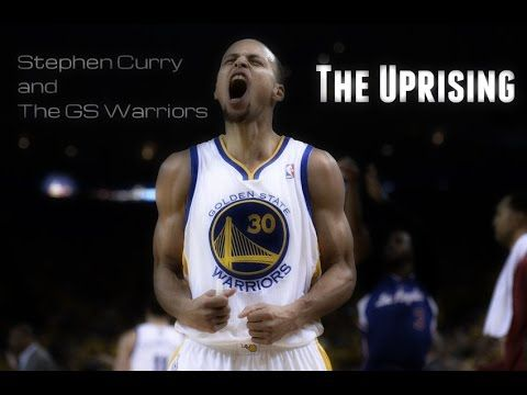 The Uprising - Stephen Curry and The GS Warriors [ 2015 mix ] - YouTube