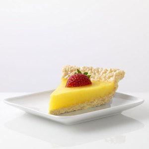 ... lemon pudding filling for a light spring dessert. Marshmallow Crispy #
