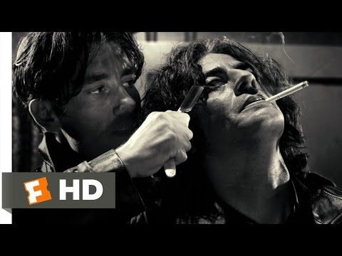 Sin City (5/12) Movie CLIP - Shellie's New Boyfriend (2005) HD - YouTube