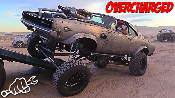 Project OVERCHARGED - WelderUp Diesel Rat Rod Dodge Charger | DriveTribe
