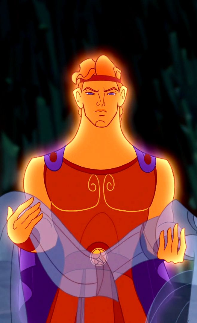 Hercules, i like this photo because he could actually be from the original stories with his face like that and strength to save souls