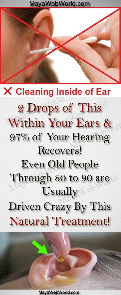 2 DROPS OF THIS WITHIN YOUR EARS AND 97% OF YOUR HEARING RECOVERS! EVEN OLD PEOPLE THROUGH 80 TO 90 ARE USUALLY DRIVEN CRAZY BY THIS PARTICULAR SIMPLE AND NATURAL TREATMENT!