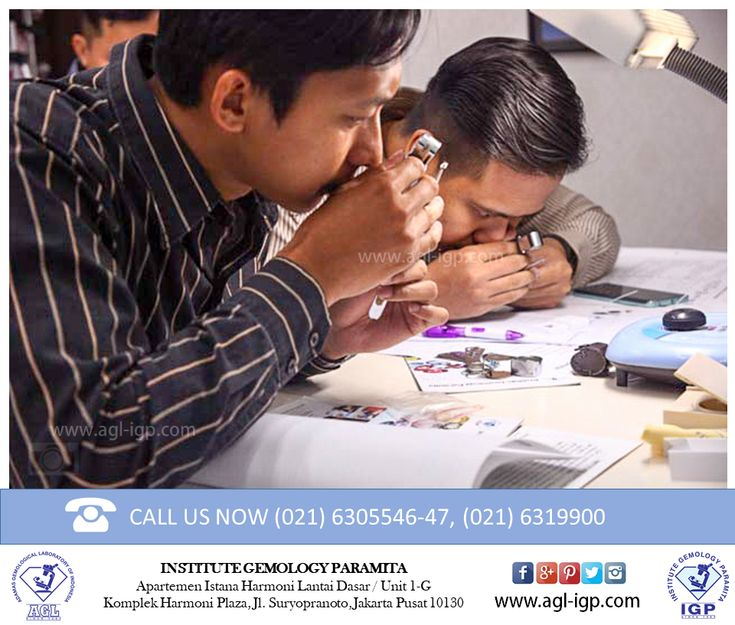The courses are provided in a short time and practical way, which enable participants to utilize the skills straight after finishing the courses. In daily practice, I.G.P is supported by professional and competent teaching staffs. Today, I.G.P has given a lot of contribution in creating great professionals in jewelry industries.